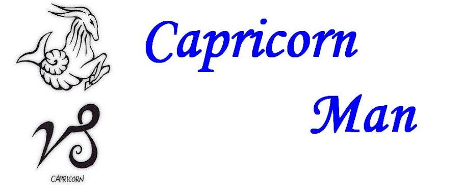 Capricorn Man | Capricorn Traits | Capricorn Characteristics