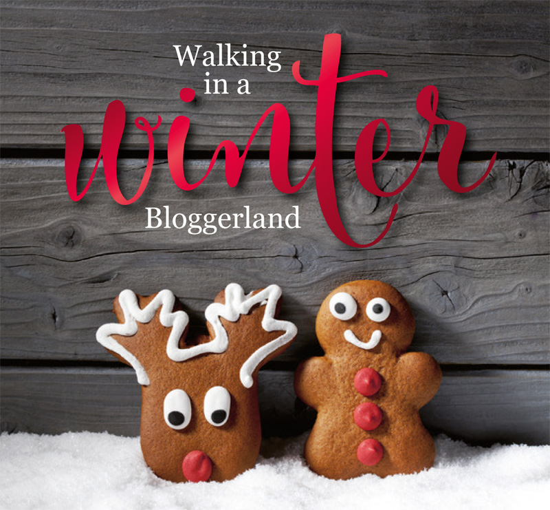 Walking in a Winter Blogger Land Kalender