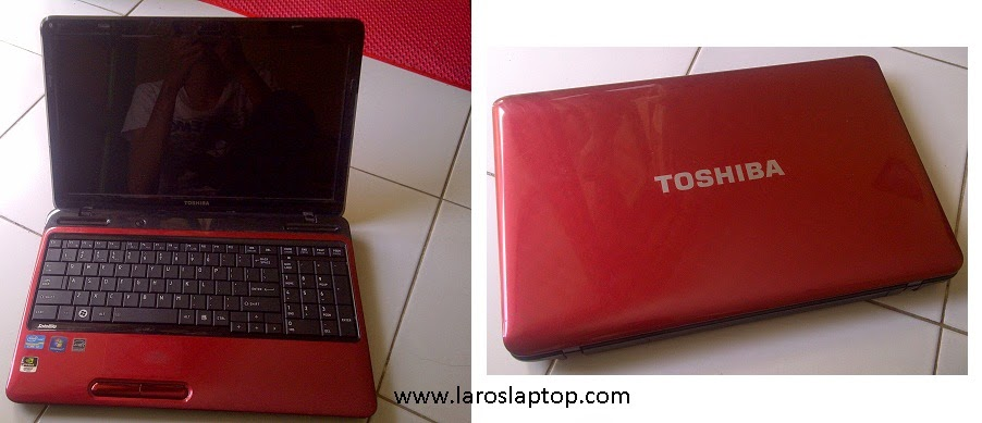 Jual Laptop Gaming TOSHIBA Satellite L755
