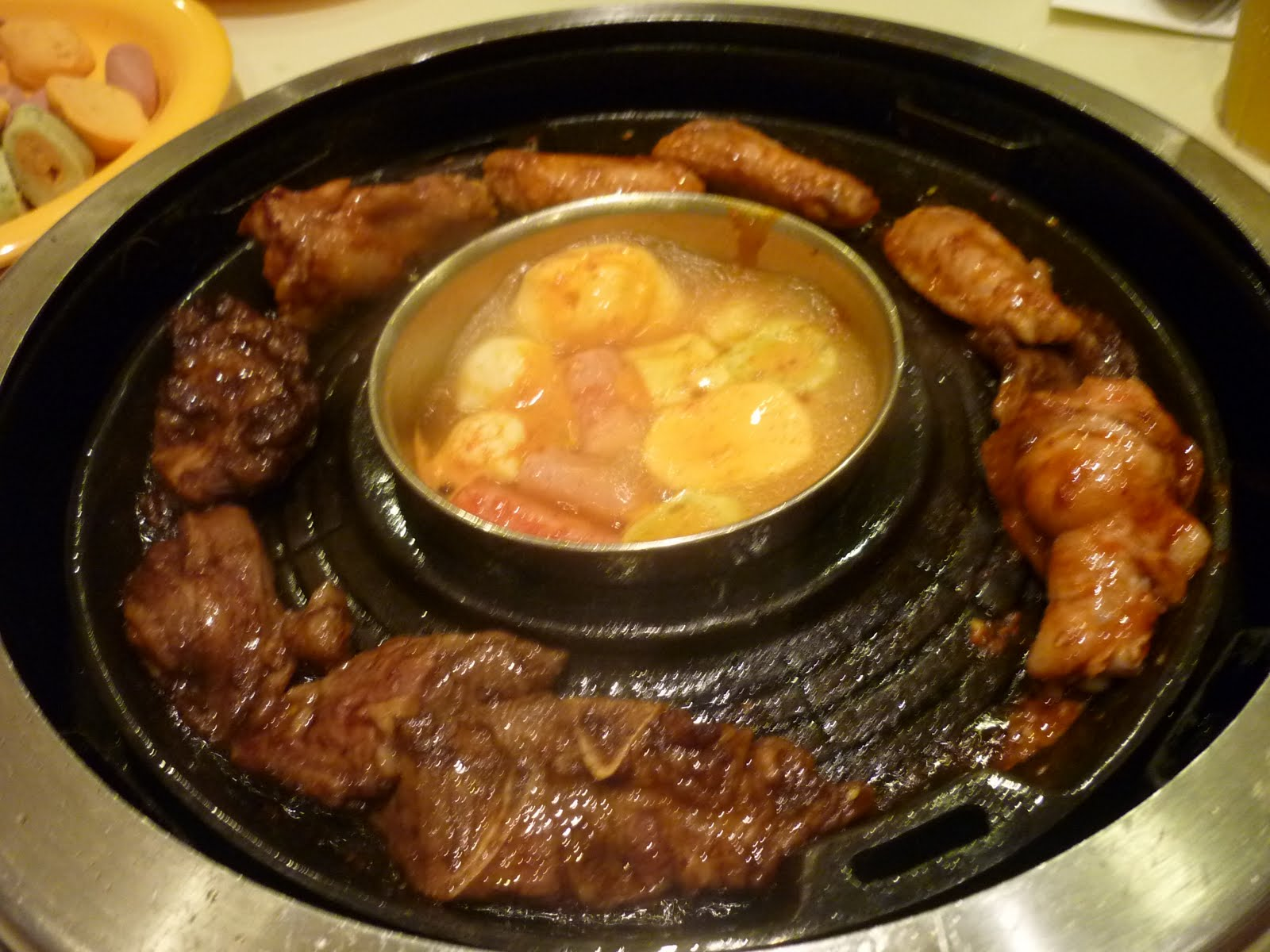 Some stories to share..: Seoul Garden @ OU