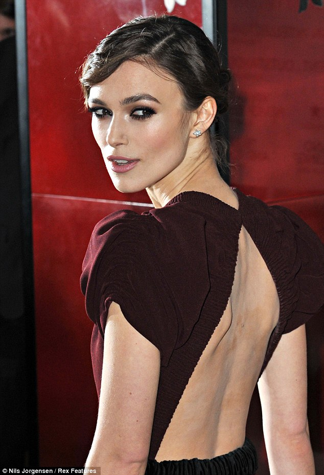 Keira Knightley A Dangerous Method Celebrity Cute Sexy