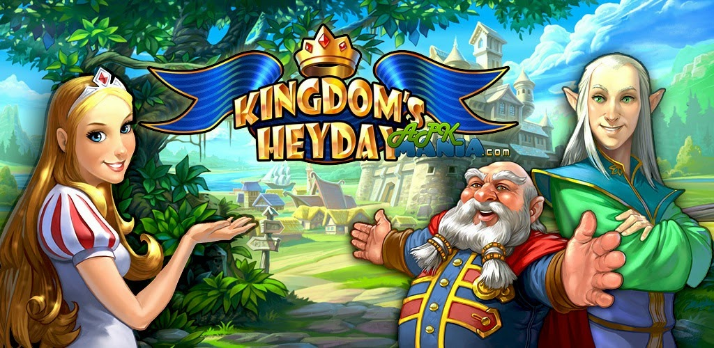 Kingdom's Heyday v1.0.0 APK+DATA