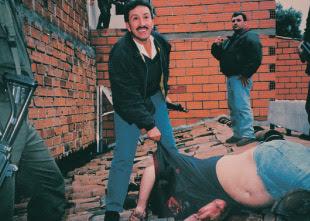 Pablo Escobar, un genio del mal