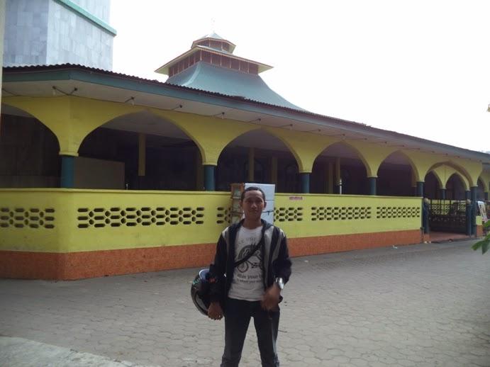 Masjid Lama Gang Bengkok Medan