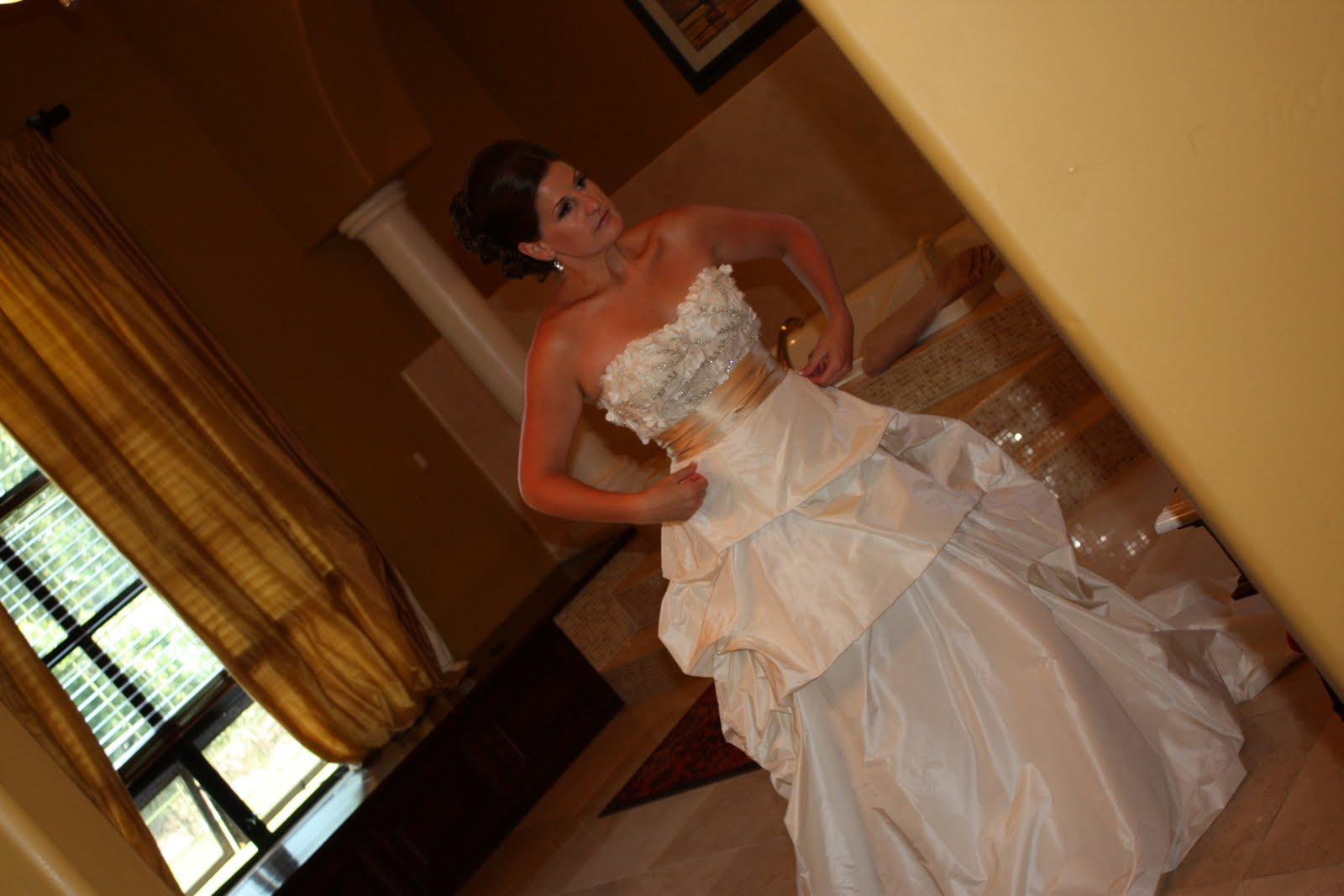 The Other Sister Wedding Dress