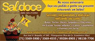 SalDoce Festa