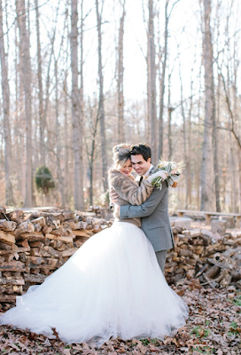 Hot Tips for a Stylish Winter Wedding