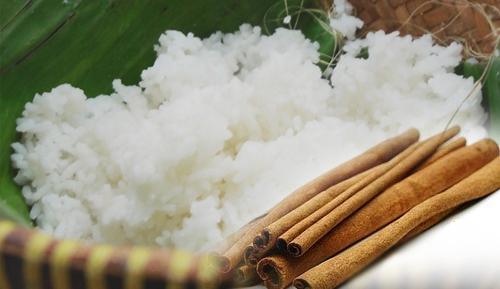 Menambah Wangi Nasi Menggunakan Kayu Manis