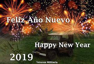 FELIZ AÑO 2019!