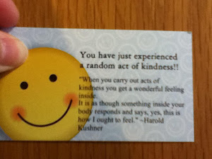 Kindness Card #1