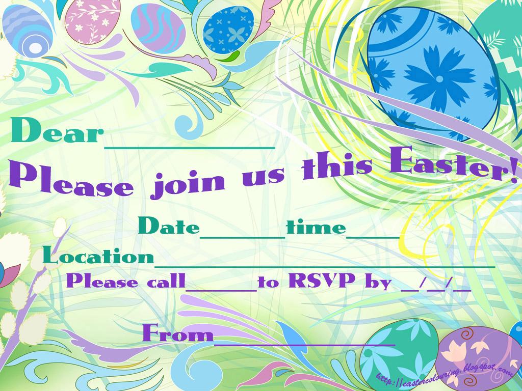 printable invitations free