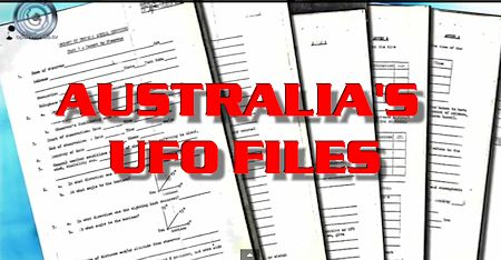 Australia's UFO Files – Your Need to Know