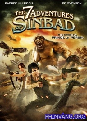 7 Cuc Phiu Lu Ca Sinbad - The 7 Adventures Of Sinbad (2010)