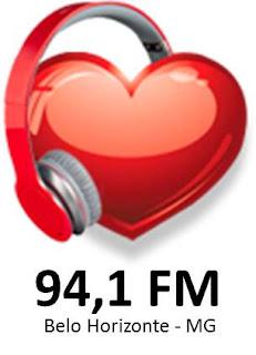 Rede do Coração FM de Belo Horizonte MG ao vivo e online para todo o mundo