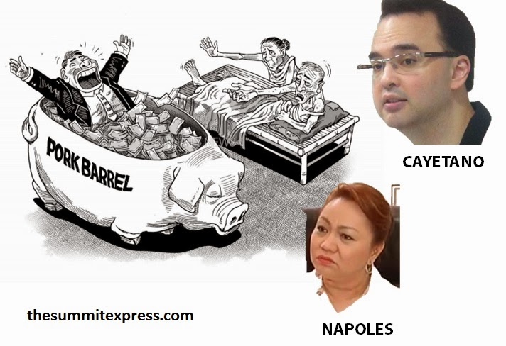 Cayetano: Charge those involved in pork barrel (PDAF) scam