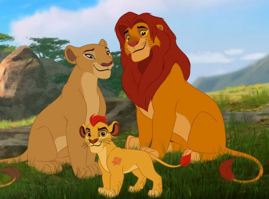 [ZAPOWIEDŹ] THE LION GUARD