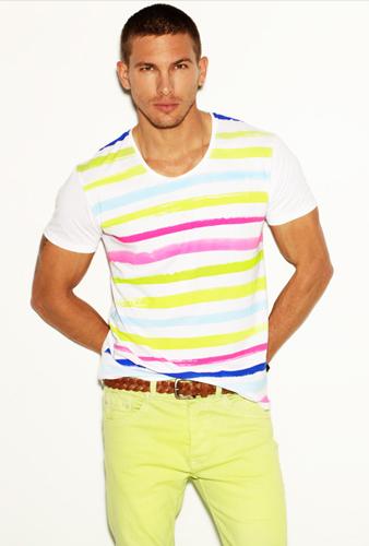 camisetas verano hombre