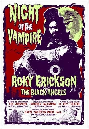 Roky Erickson Black Angels