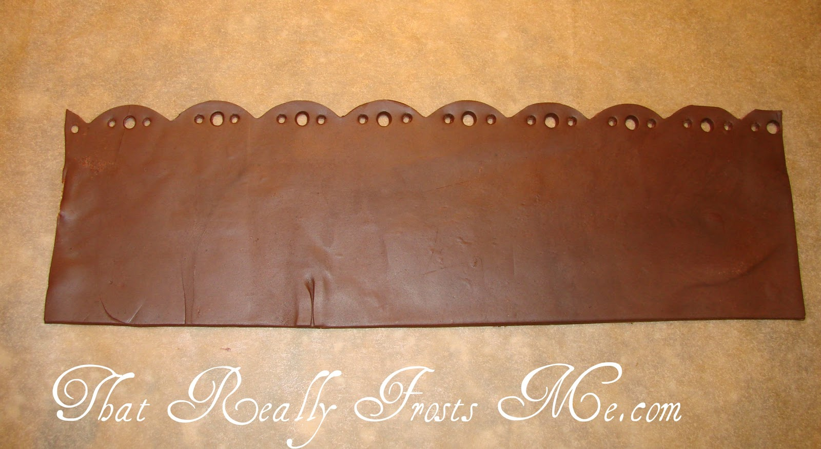 chocolate lace template - that really frosts me rhapsody lace