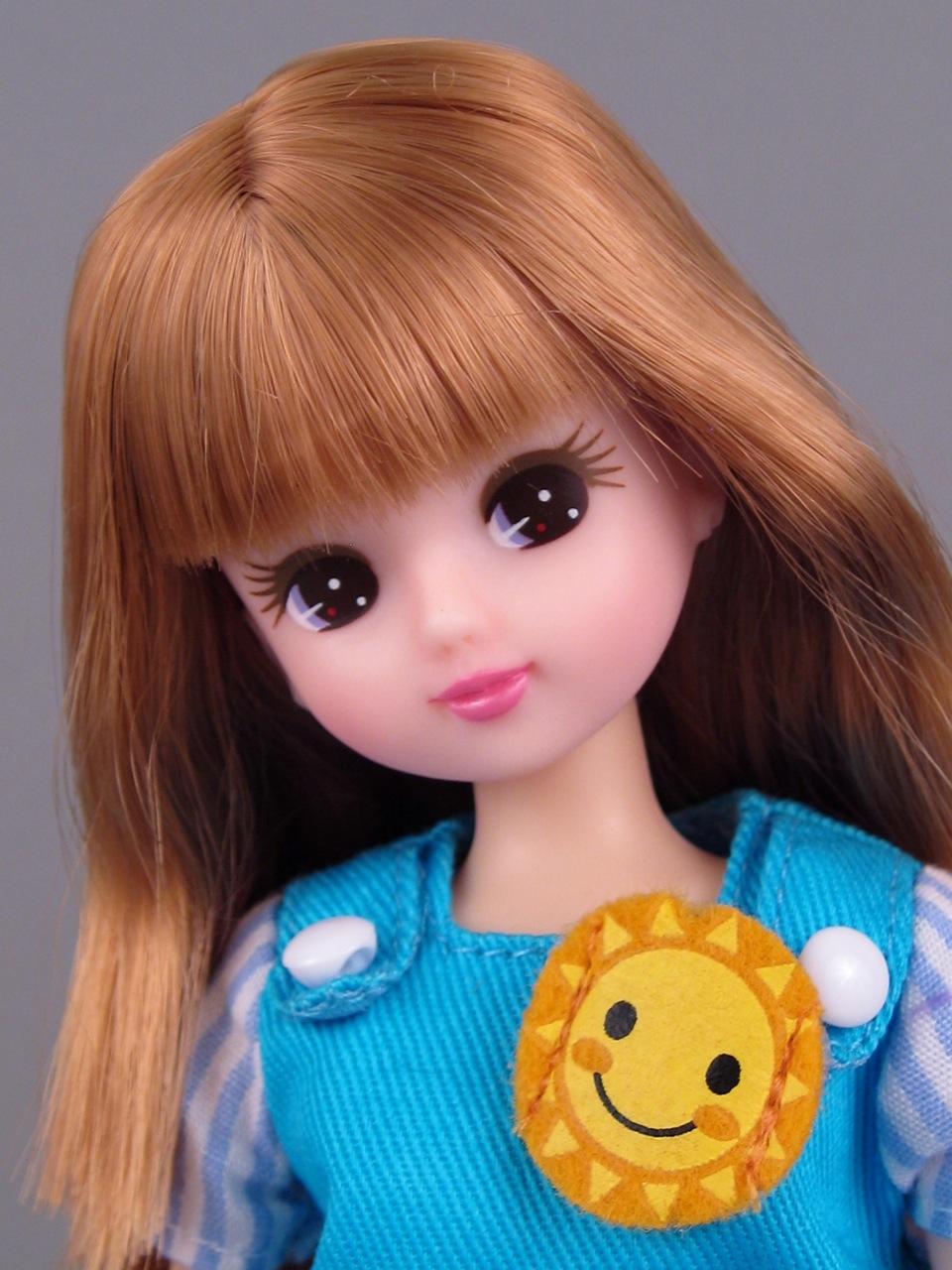 Licca-chan doll