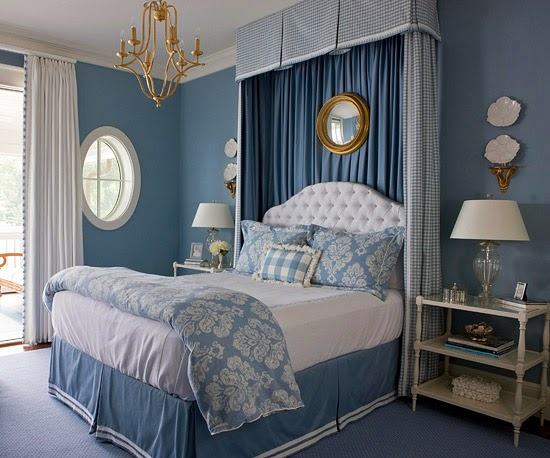 read more about best ways to use blue in bedroom color of 2014
