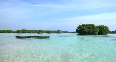 liburan di pulau pari