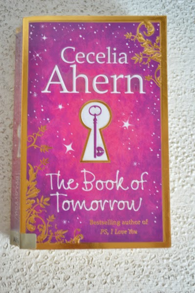 The book of tomorrow from Cecelia Ahern
