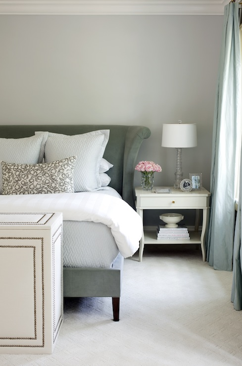 THE PERFECT GRAY WALL COLOR?