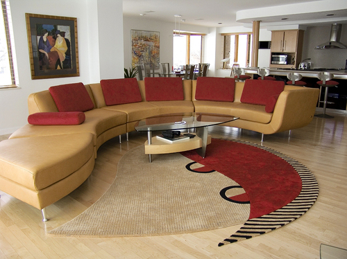 Luxury Livingroom Sofa Furniture
