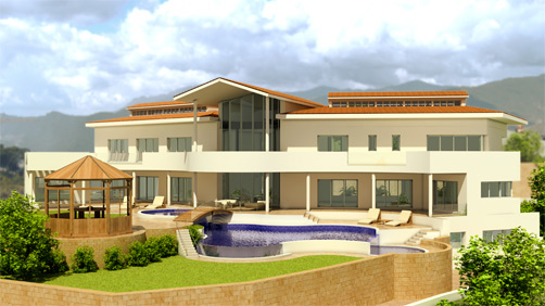 New home designs latest modern villas designs ideas for New villa design