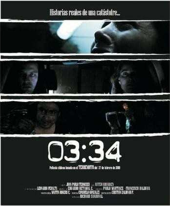 3:34 Terremoto en Chile 2011 DVDRip Español Latino Descargar 1 Link