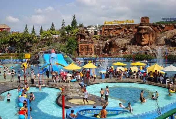 Foto tempat wisata jatim park 1