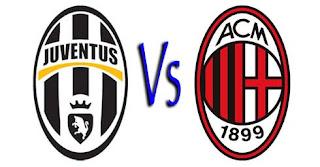 Prediksi Hasil Skor Pertandingan Juventus Vs AC Milan