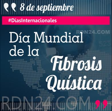 Día Mundial de la Fibrosis Quística #DíasInternacionales