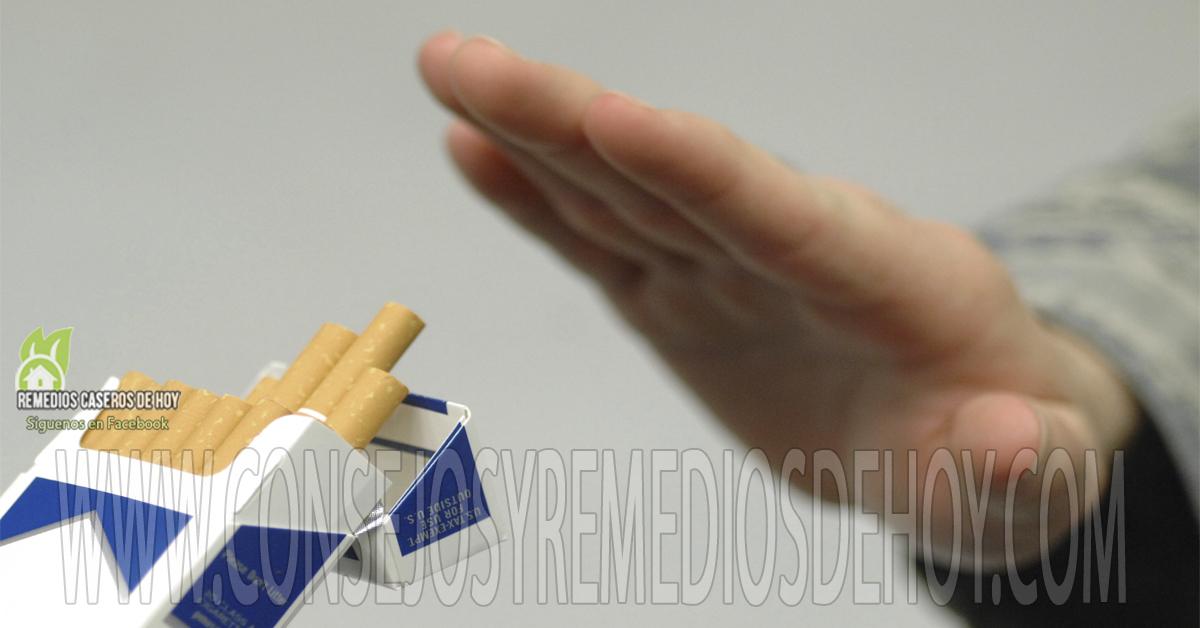 Para aquellos quien quiere dejar fumar