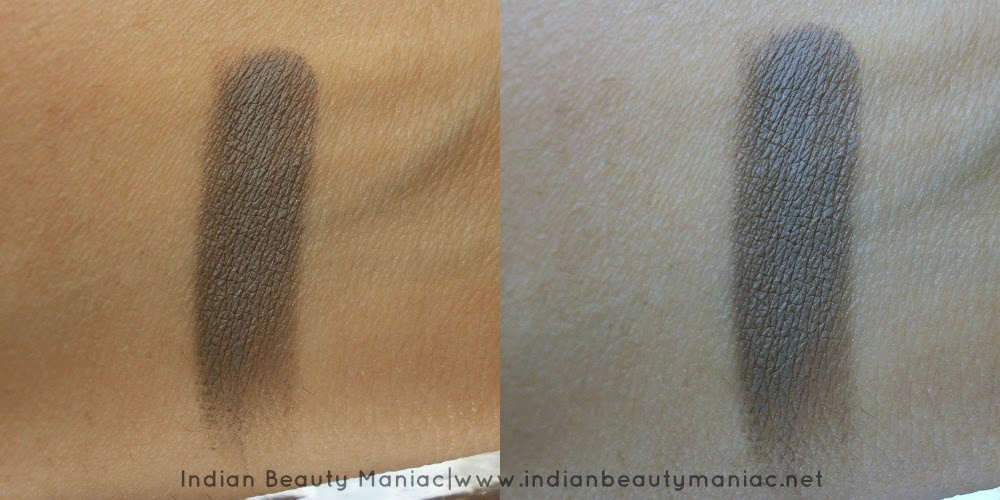 Maybelline Color Tattoo 24 Hour Eyeshadow in Tough as Taupe, Taupe, Cream Eyeshadow, Maybelline in India, Review, Swatch, Price, Availability, Maybelline, Tough as Taupe, Color Tattoo, Indian Beauty Blogger, Indian Makeup Blogger, Tough as Taupe for eyebrows
