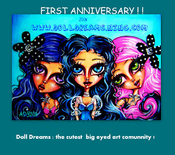 Doll Dreams 1st Anniversary