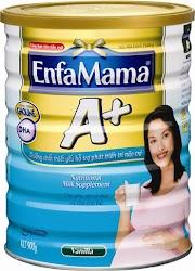 Susu untuk ibu hamil | Anmum dan EnfaMama