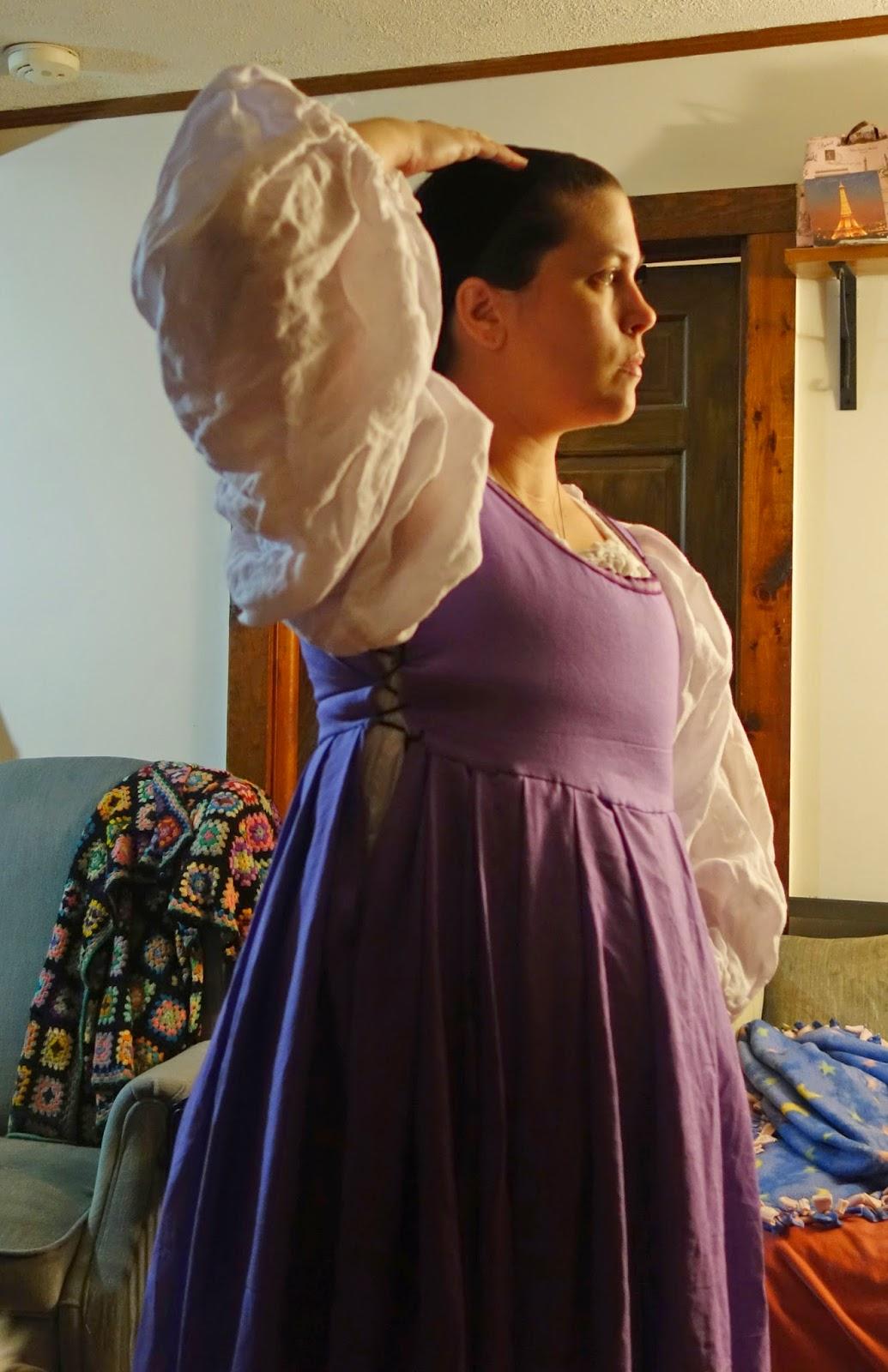 Lilac 1500u0027s Venetian Dress & Isabellau0027s Project Diary: Lilac 1500u0027s Venetian Dress