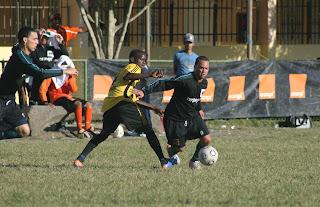 Dramático empate en Fútbol entre Haití y Moca