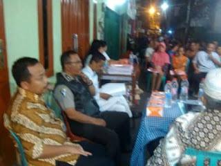 Bhabinkamtibmas Polsektro Tanjung Duren Jakbar Himbau Warga Waspada Bahaya Kebakaran