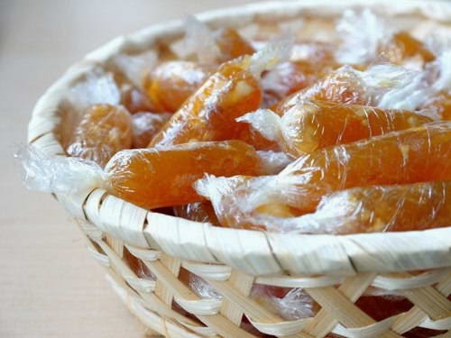 Jelly Ginger Candy (Kẹo Gừng Dẻo)