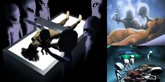 Los gobiernos permiten que los malvados alienígenas capturen a millones de personas a cambio de tecnología secreta