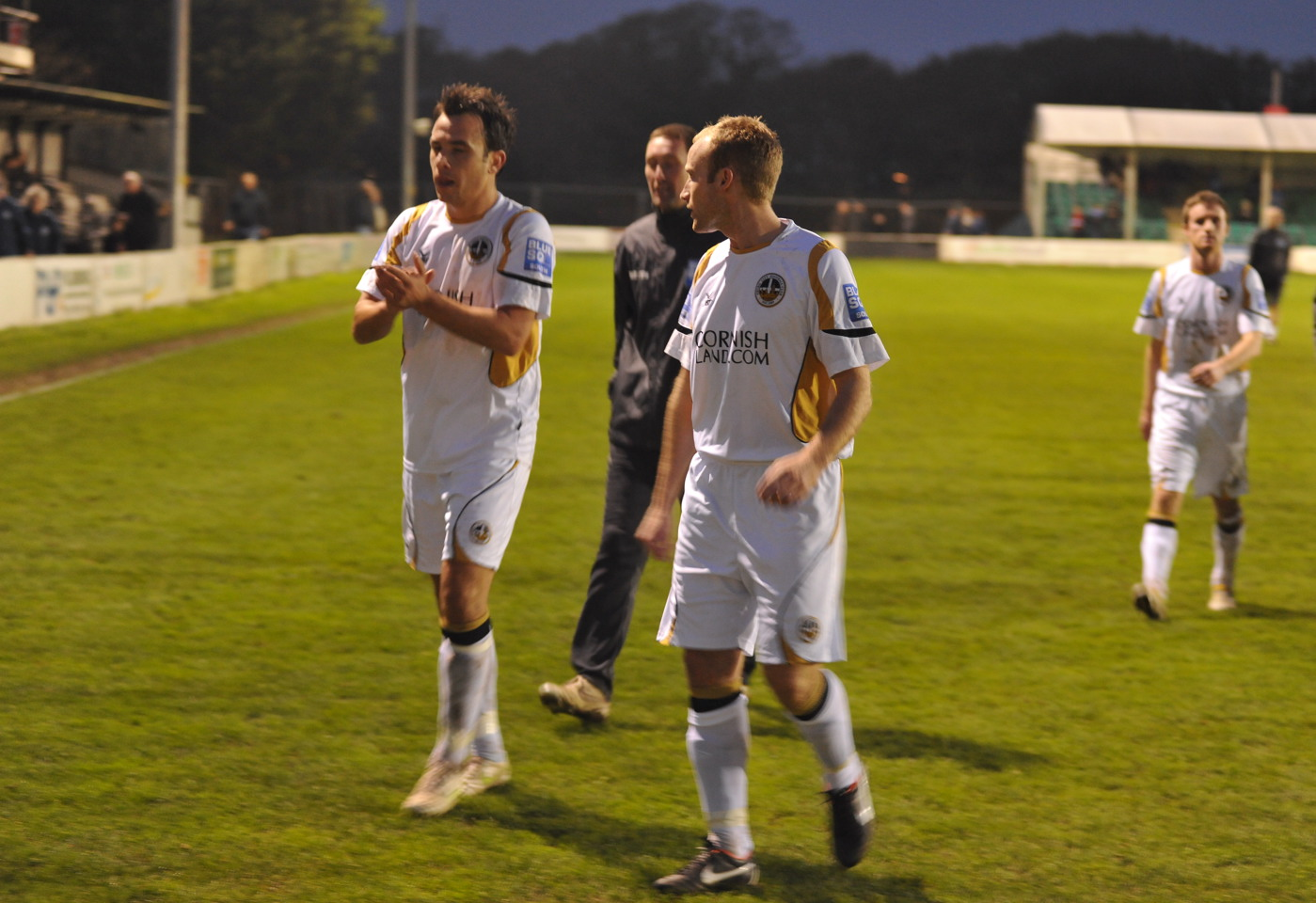 Truro Fans: City put troubles behind them to claim morale ...