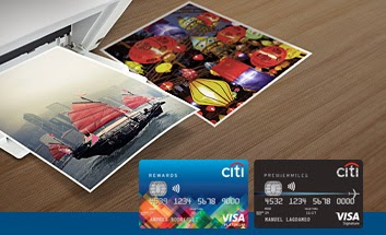 Citibank Credit Card Promo, Free roundtrip ticket to Hong Kong