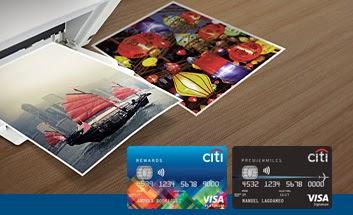Citibank promo free ham vs