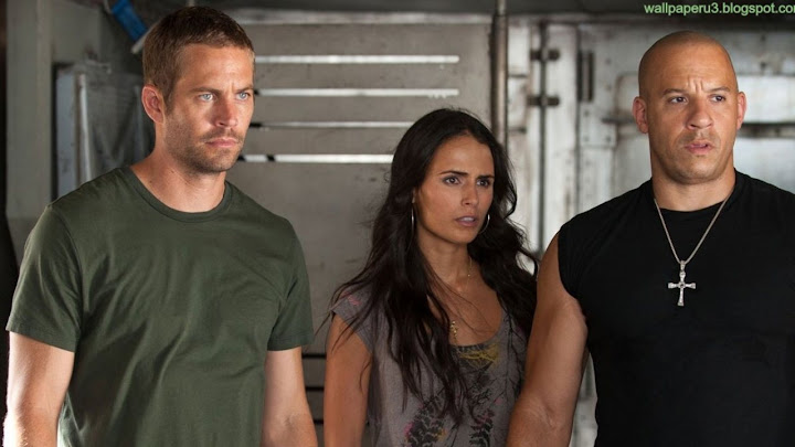 2011 Fast 5 Movie HD Wallpaper 2