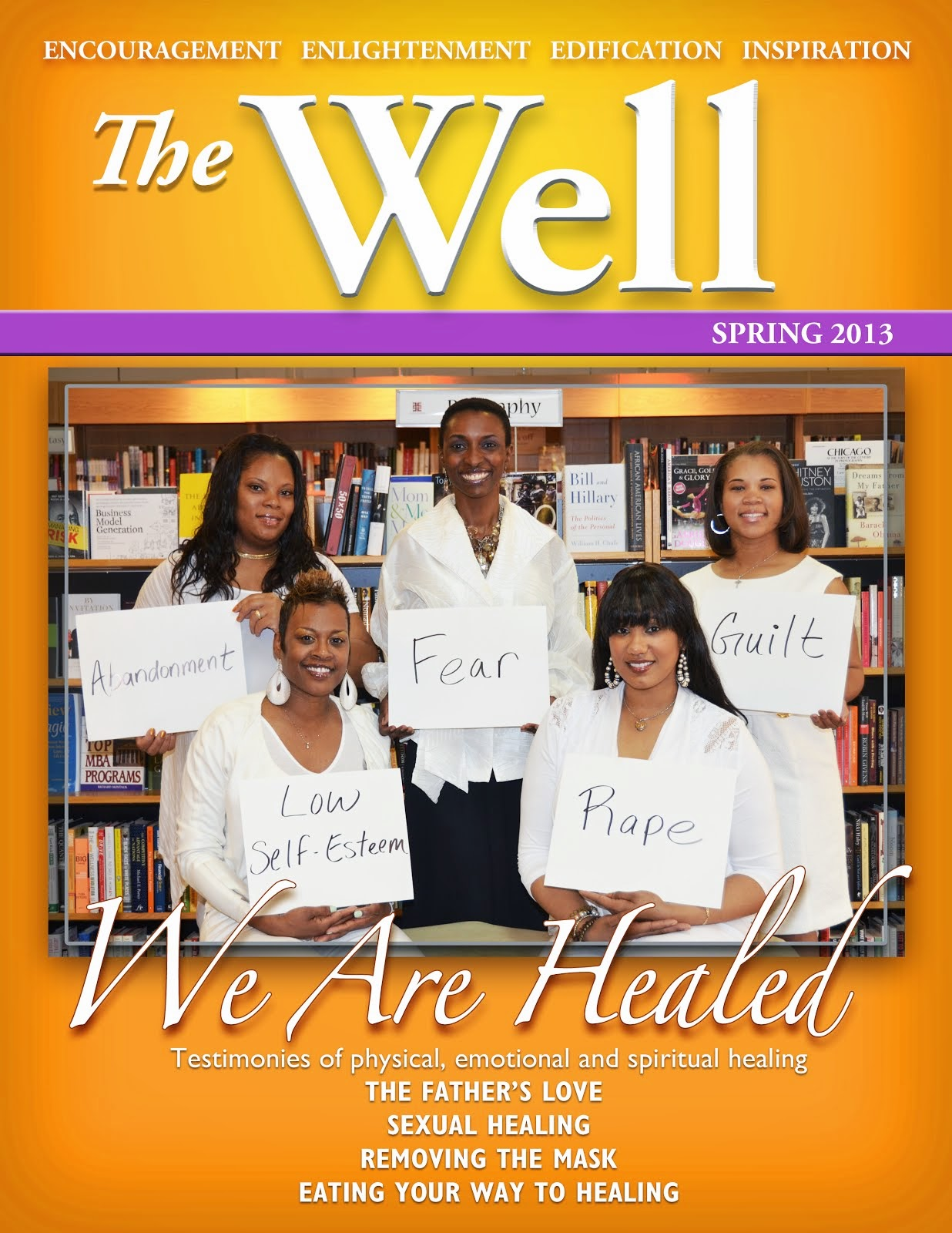 http://www.thewellmagazine.blogspot.com/p/resources.html