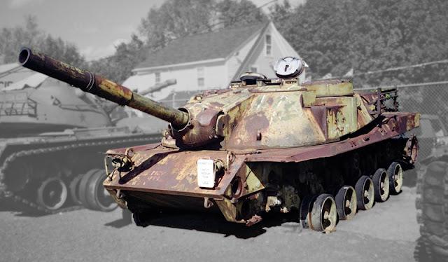 Foto Kendaraan Tempur Lapis Baja Tank