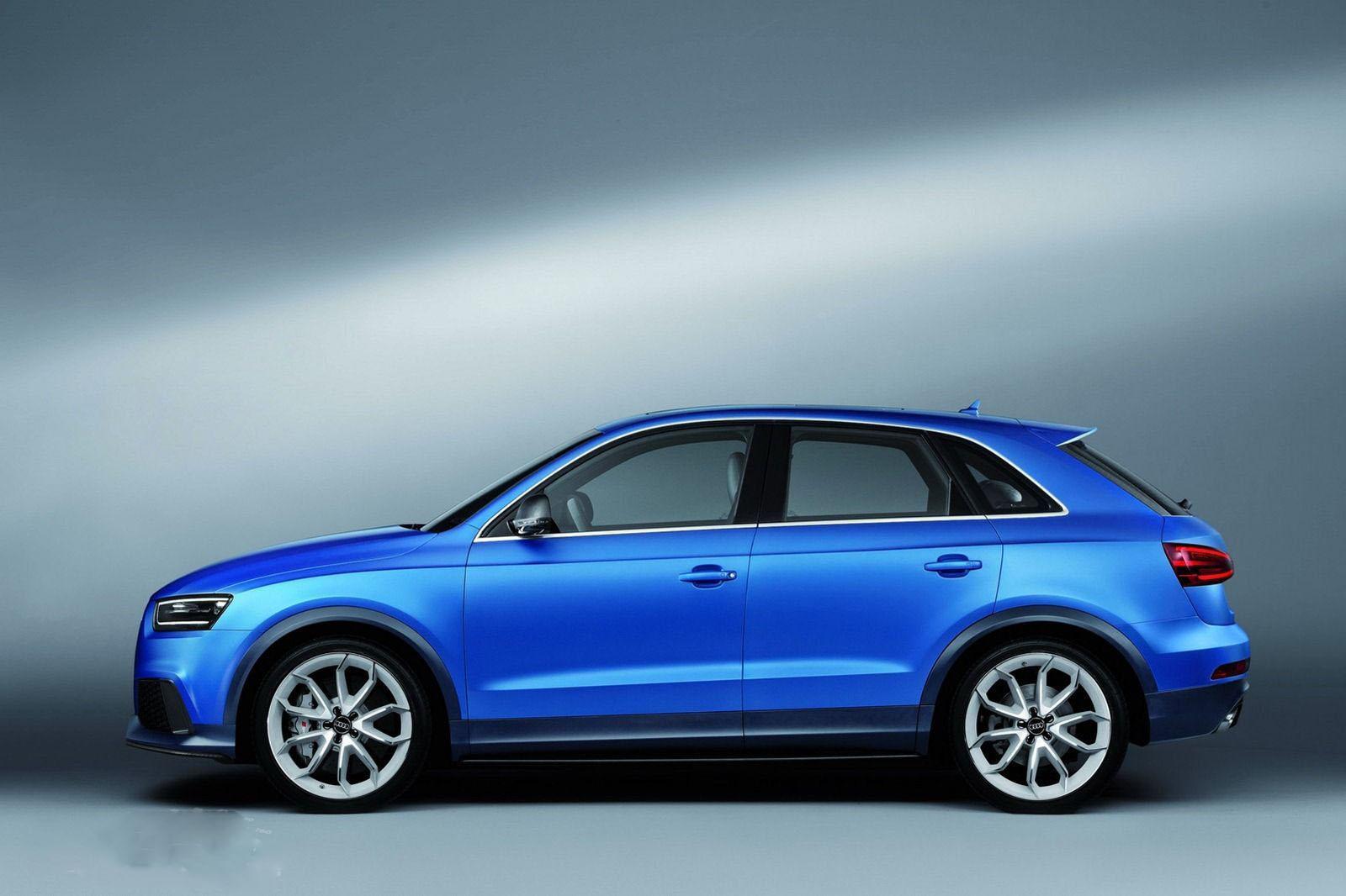 car i Audi RS7 e Q3 RS estreia em 2013